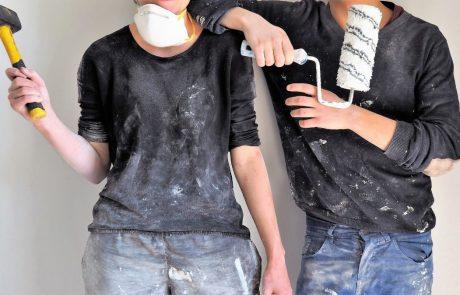מה חשוב לדעת לפני שמזמינים עבודות צבע לבית